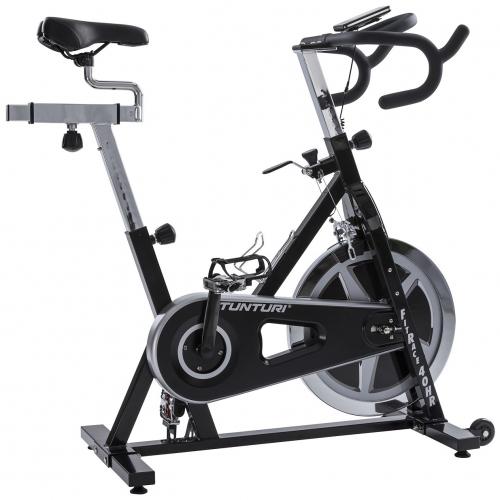 Cyklotrenažér Tunturi FitRace 40 HR profil