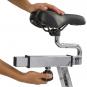 Cyklotrenažér TUNTURI FitRace 30 nastavení sedla 2