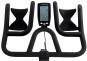 FINNLO Speed Bike CRS III Detail počítač a řidítka
