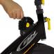 BH Fitness Duke Magnetic nastavení odporu